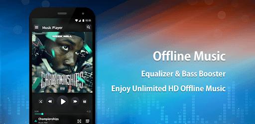 Music Player - EQ, Bass Booster & Visualizer pc screenshot