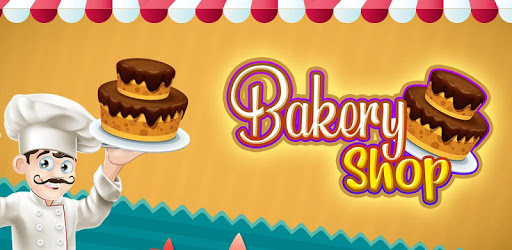 Cake Bakery Shop - Sweet Cooking, Color by Number pc screenshot