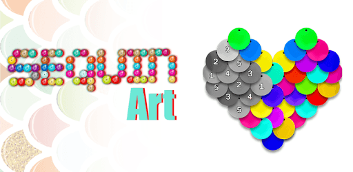 Sequin Art - Color by Number, Coloring Book Pages pc screenshot