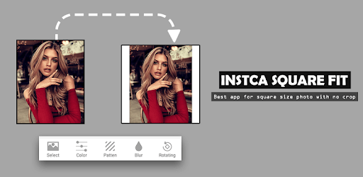 InstraFitter : No Crop for Instagram, Square Photo for PC