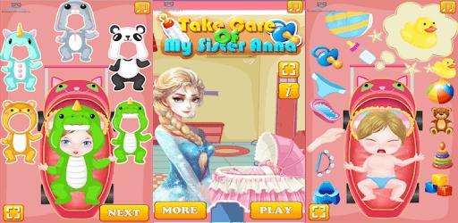 My Sister Annan - Dress up games for girls pc screenshot