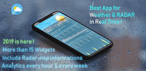 Weather and Radar Live Forecast pc screenshot