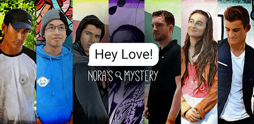 Hey Love Nora: Texting Story pc screenshot