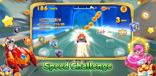 Car Race Kids Game Challenge - Kids Car Race Game pc screenshot