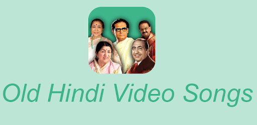 Old Hindi video songs - Purane Gane pc screenshot