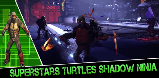 Ninja Shadow Turtle: Superhero City 3D pc screenshot