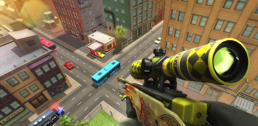 American Sniper 3D: Free Shooting Game 2019 pc screenshot
