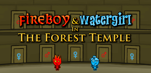 Fireboy & Watergirl in The Forest Temple pc screenshot