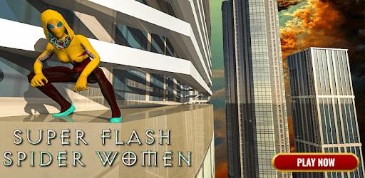 Super Flash Spider Women pc screenshot