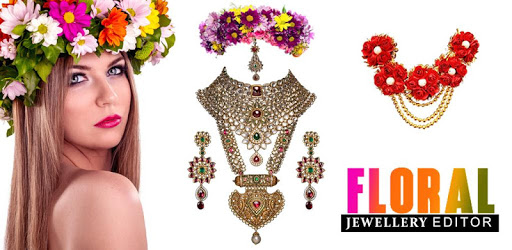 Floral Jewellery Photo Editor for Women pc screenshot