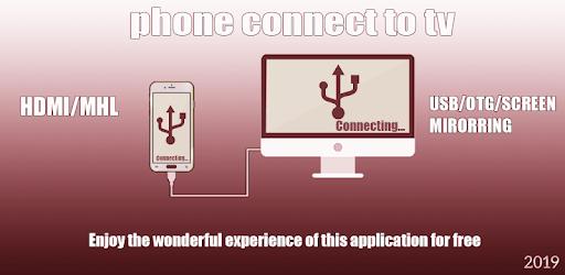 Phone Connector To TV Usb(hdmi/otg/mhl/wifi) pc screenshot