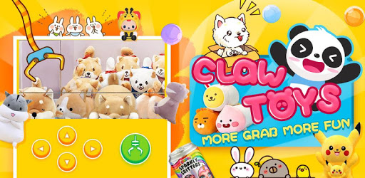 Claw Toys- 1st Real Claw Machine Game pc screenshot