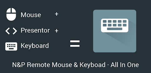 N&P Remote Mouse and Keyboard for PC - Free Download