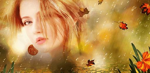 Autumn Frames for Pictures: Fall Wallpaper Maker pc screenshot