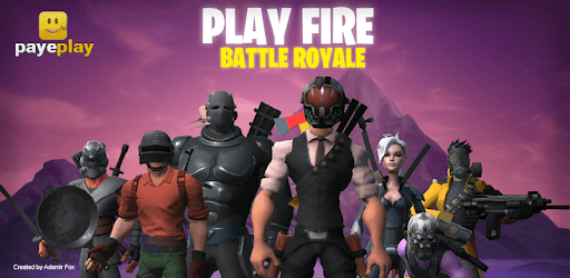 Play Fire Royale - Free Online Shooting Games pc screenshot