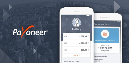 Payoneer – Global Payments Platform pc screenshot