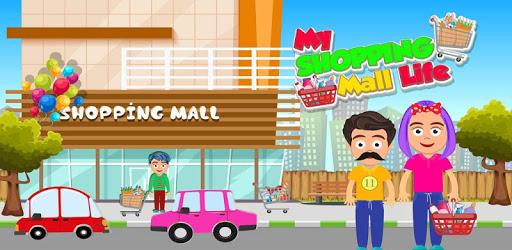 My Shopping Mall Life: Pretend Fun Town Games pc screenshot