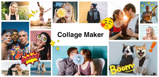 Beauty Collage Maker - Photo Collage PicGrid pc screenshot