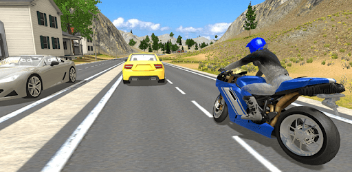 Offroad Bike Driving Simulator pc screenshot