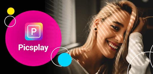 Picsplay-Photo Editor pc screenshot