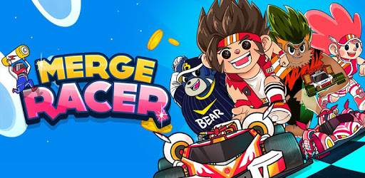Merge Racer: mini motor idle merge racing game pc screenshot