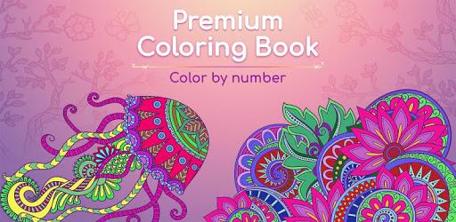 Premium Coloring Book - color by number, coloring pc screenshot