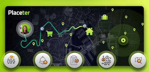 Placeter - Family Locator & Tracker pc screenshot