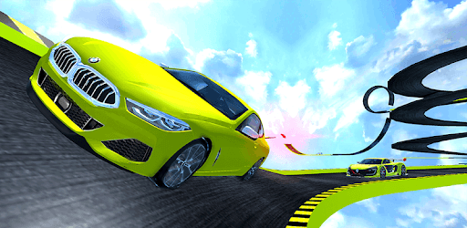 GT Racing Master: Mega GT Stunts Lightning Chase pc screenshot
