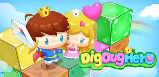 Dig Dug Hero pc screenshot
