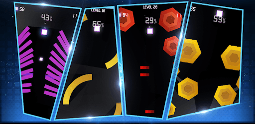 Starry Jump - Fall n Bounce pc screenshot