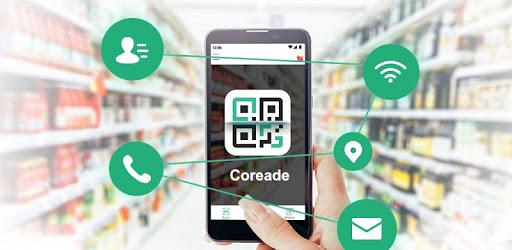 Coreader- QR Code & Barcode Scanner pc screenshot