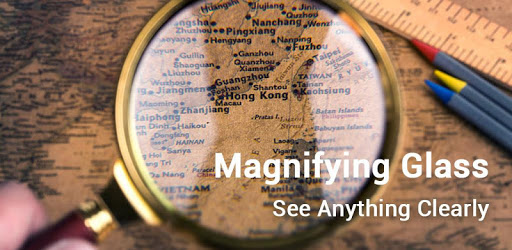 Magnifying Glass Flashlight Free pc screenshot