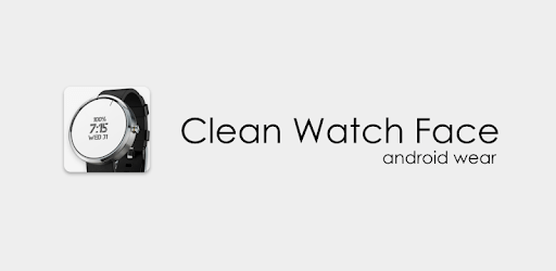 Clean Watch Face pc screenshot