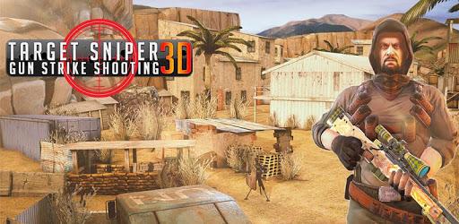 Target Sniper Gun Strike Shooting 3D pc screenshot