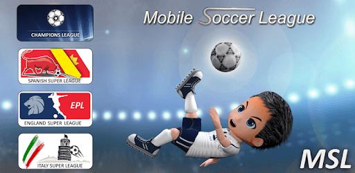 Mobile Soccer League pc screenshot