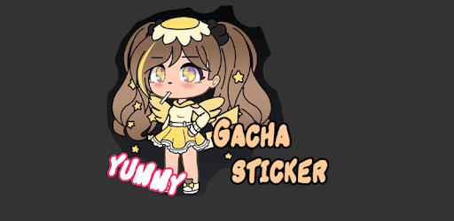 Sticker Anime Character pc screenshot