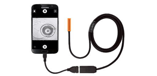 2019+ USB Endoscope, BORESCOPE, USB camera pc screenshot