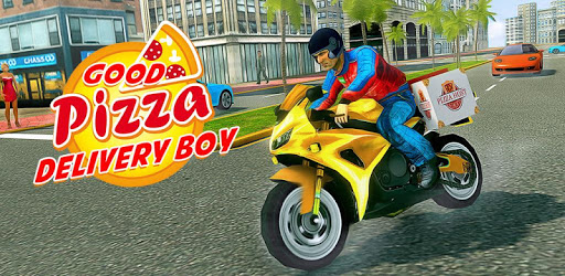 Good Pizza Delivery Boy pc screenshot