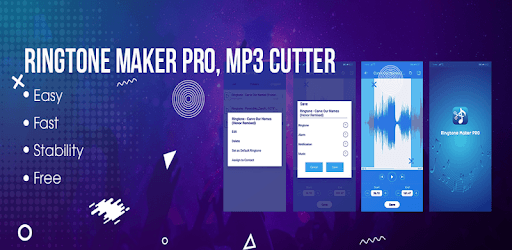 Ringtone Maker Pro - music, song, mp3 cutter for PC - Free Download