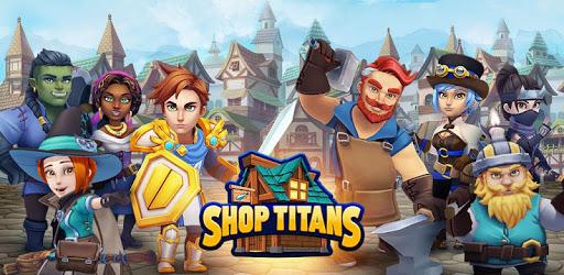 Shop Titans: Design & Trade pc screenshot