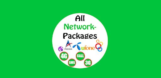 All Network Packages Pakistan 2018: pc screenshot