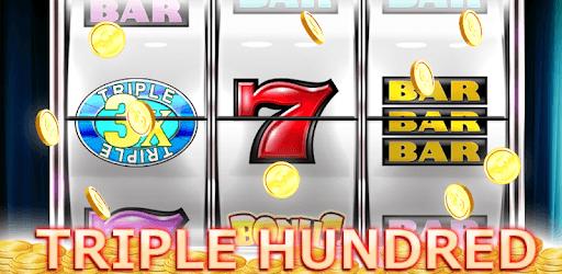 Slot Machine : Triple Hundred Times Pay Free Slot pc screenshot