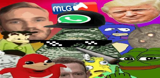 Meme Stickers for WhatsApp pc screenshot