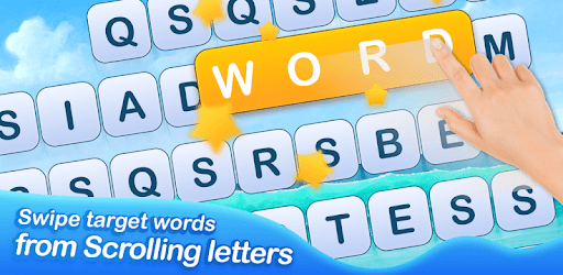 Scrolling Words-Find Words from Scrolling Letters pc screenshot