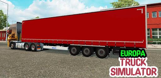 Euro Driving Truck : Truck Drive Simulator 2019 pc screenshot