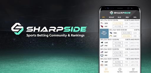 SharpSide - The Sports Betting Community pc screenshot