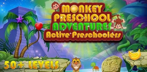 Monkey Preschool Adventures: Active Preschoolers pc screenshot