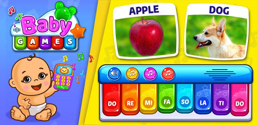 Baby Games - Piano, Baby Phone, First Words pc screenshot