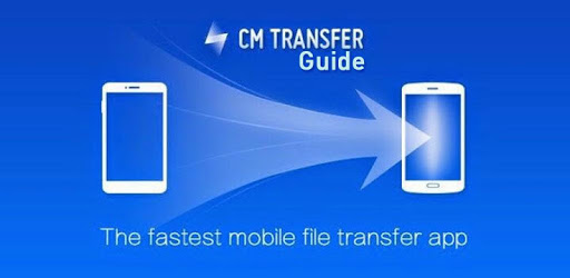 Cm Transfer - Share any files with friends Advice pc screenshot