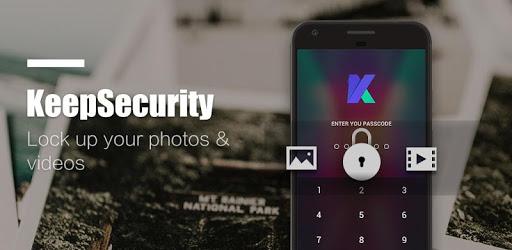 KeepSecurity - Private Photo Vault pc screenshot